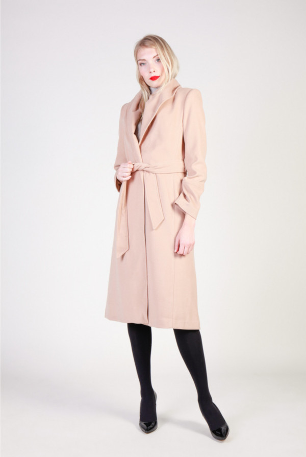 Cappotto beidge nives
