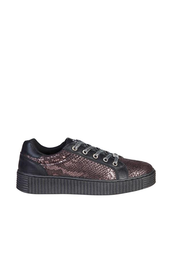 Sneakers donna Laura Biagiotti stampa animalier